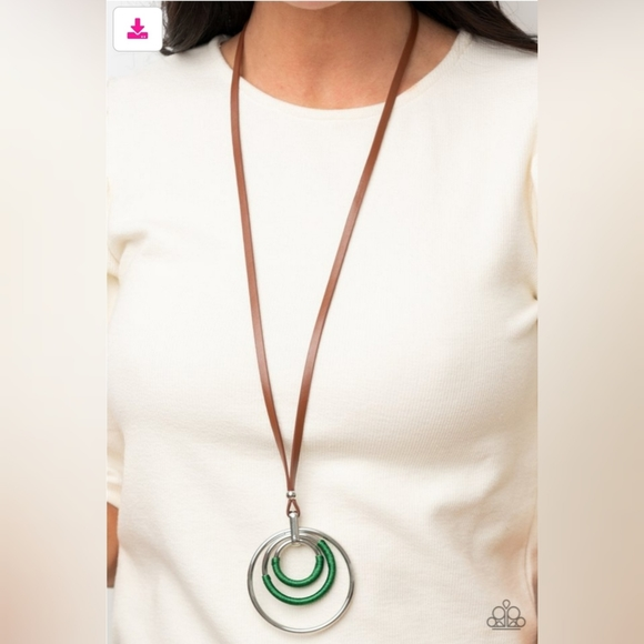 Hypnotic Happenings Necklace